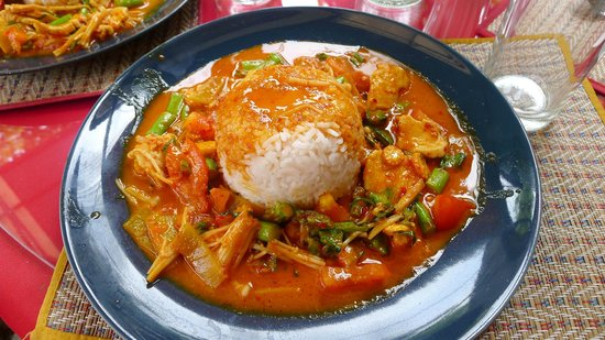 Thai Cooking Classes : Panang Curry with Chicken