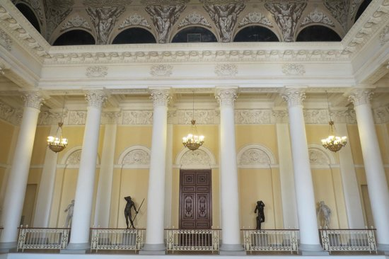 Russisches Museum: Entrance