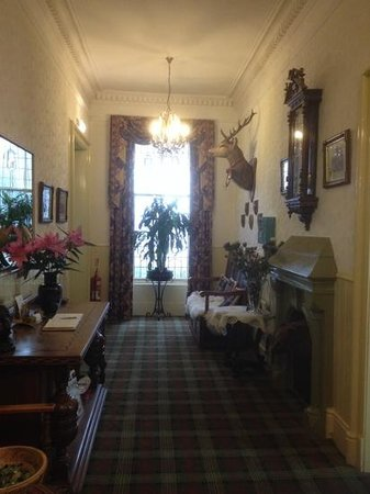 Dungallan Country House : Reception Area