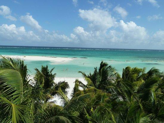 El Dorado Maroma, a Beachfront Resort, by Karisma: Breathtaking view!