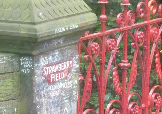 Beatles Magical Mystery Tour : Strawberry Field