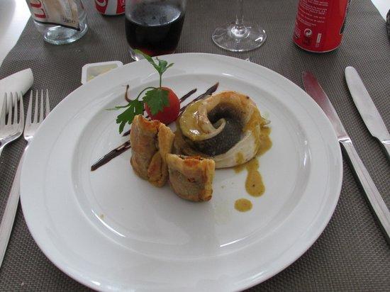 Portofino Restaurante Bar : Saborosos Pratos