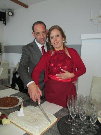 Portofino Restaurante Bar : Recomendamos para casamentos... o nosso foi muito bonito..