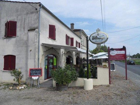La Maison : La terrasse