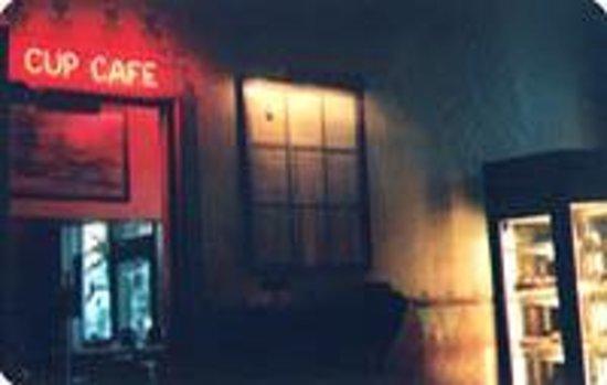 The Historic Hotel Congress : Entrance Cup Café