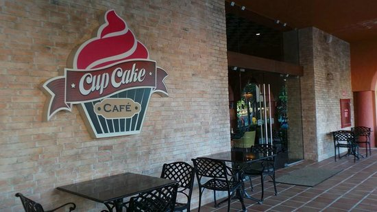Sandos Playacar Beach Resort : Cup Cake café
