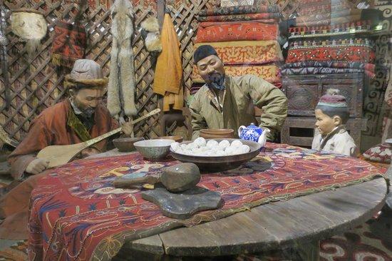 Russian Museum of Ethnography: Yurt