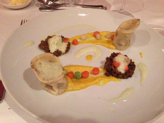 Gastro MK at Maison MK: main course