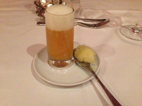Gastro MK at Maison MK: dessert amuse