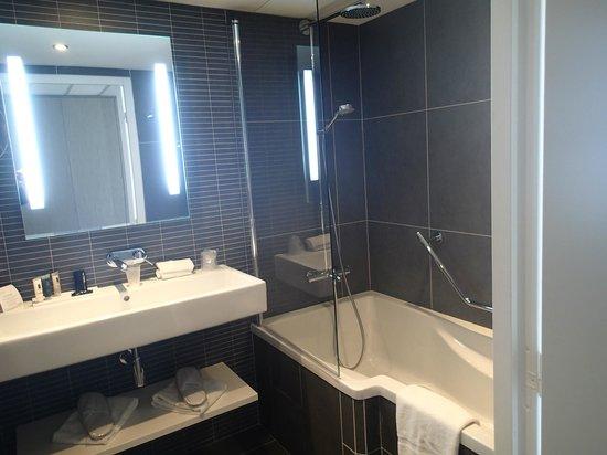 Hotel les bains de Cabourg: Vasque