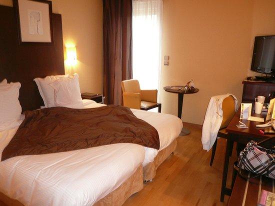 Best Western Lafayette Hotel & Spa: l'autre partie de la chambre Best