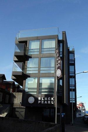 Black Pearl - Reykjavik Finest Apartments : Reykjavik - Black Pearl Hotel