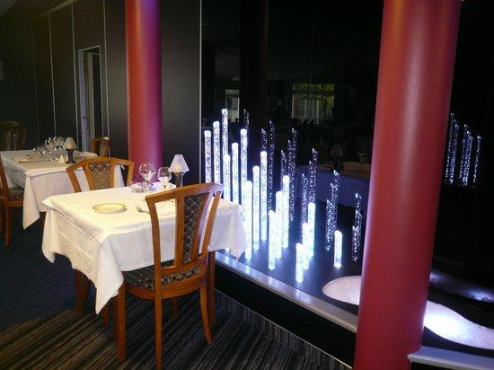 Best Western Lafayette Hotel & Spa: deco du restaurant