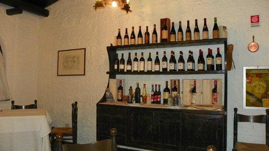 Albergo Tre Pozzi: Ресторан