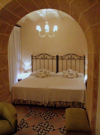Hotel Palacio Marques de la Gomera: Habitación doble estándar.