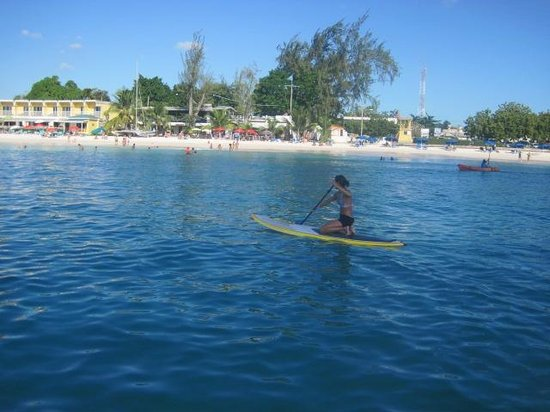 Paddle Barbados: Relaxing paddle