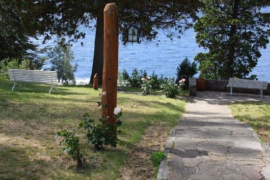 Hosteria Futalaufquen: Parque
