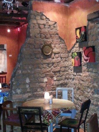 Deez Mexican Bistro: Cozy corner