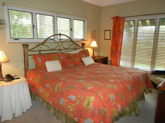 The Sanctuary Hotel at Kiawah Island Golf Resort : King-Sized Bedroom