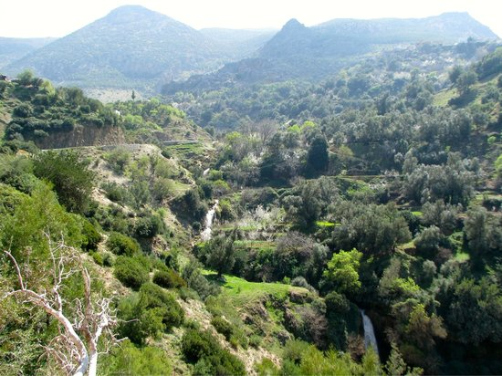 Dar KamalChaoui: Excursion to Tazzeka National Park