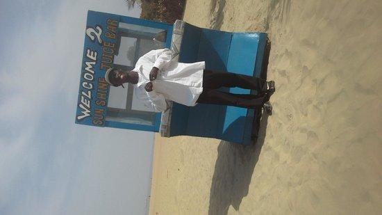 Laico Atlantic Banjul Hotel: Samba