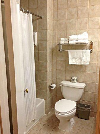 The Grant Hotel: Ванная комната