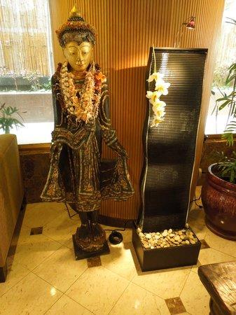 Aqua Bamboo Waikiki: Lobby