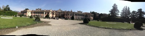 Art Hotel Varese: Parco Villa Estense