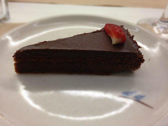 El Berenjenal : Tarta de chocolate