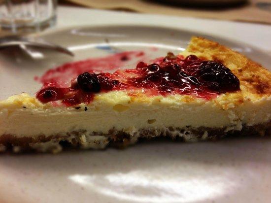 El Berenjenal : Tarta de queso