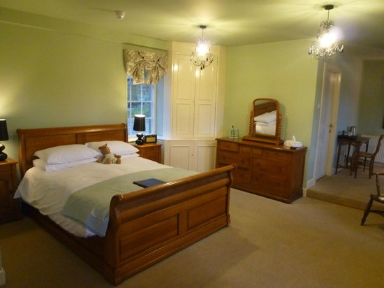 Trigony House Hotel and Garden Spa: The Garden Suite bedroom