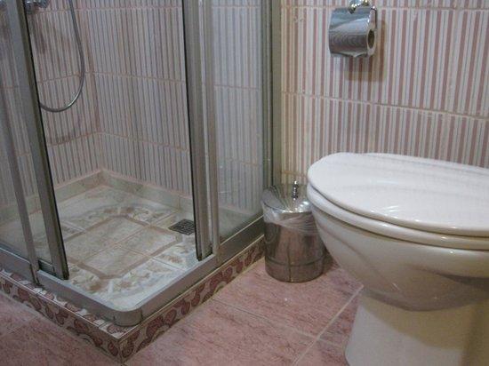 Erbil Hotel: Ванная комната