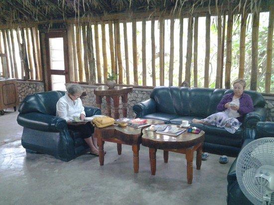 Orchid Garden Eco-Village Belize : Rest area