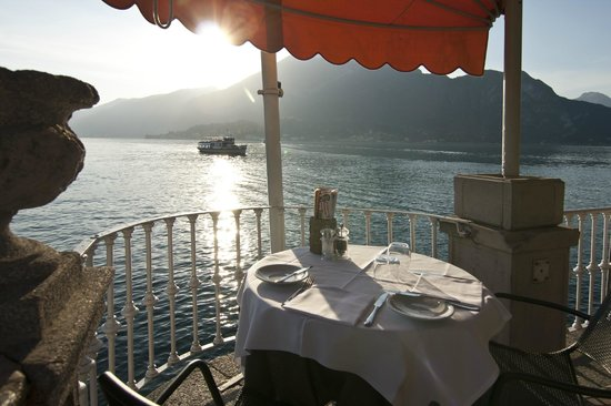 Hotel Metropole Bellagio: From our restaurants