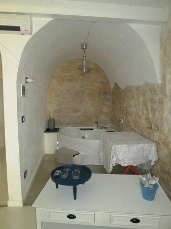 Giumbabulla Luxury House : idromassaggio