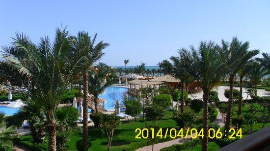 Amwaj Oyoun Hotel & Resort: view from room