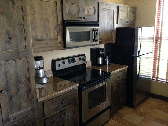 Hyatt Residence Club San Antonio, Wild Oak Ranch: Kitchen in 2 bed Condo