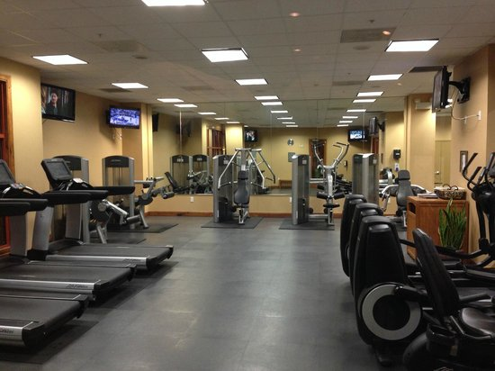 Hyatt Wild Oak Ranch : Gym (Inside Activity Center)