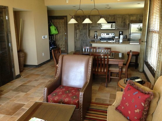 Hyatt Wild Oak Ranch : Condo (1 bed / 1 couch pull out)