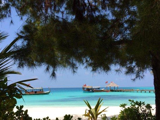 VOI Maayafushi Resort: Pace