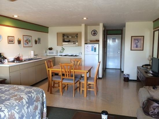 Park Place in Cedar Key : our full kitchen, everything you would need and more