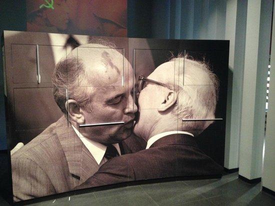 DDR Museum : Το έπιπλο ανοίγει και αποκαλύπτει