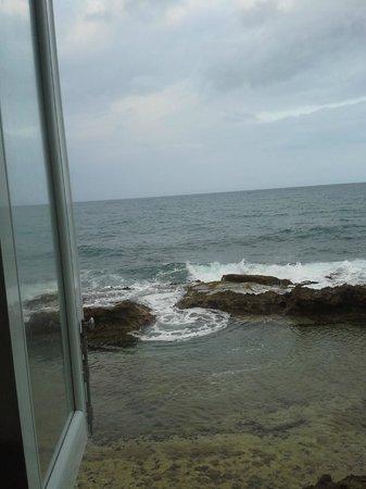 Waikiki : from the window