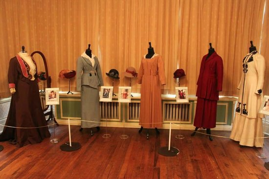 Spadina Museum: More Downton costumes