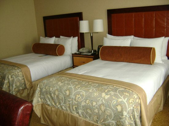 Hilton Wilmington / Christiana : Beds