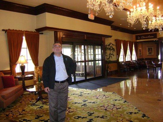 Hilton Wilmington / Christiana: Lobby