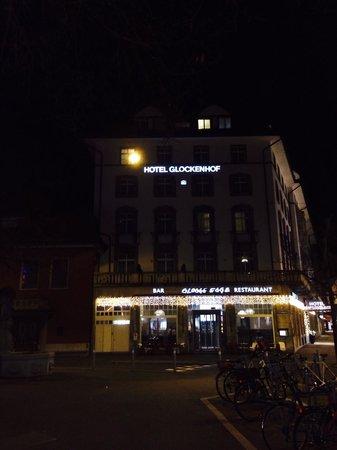 Hotel Glockenhof: externo