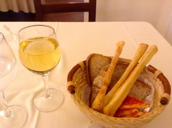 Antica Osteria della Noce : Breadbasket