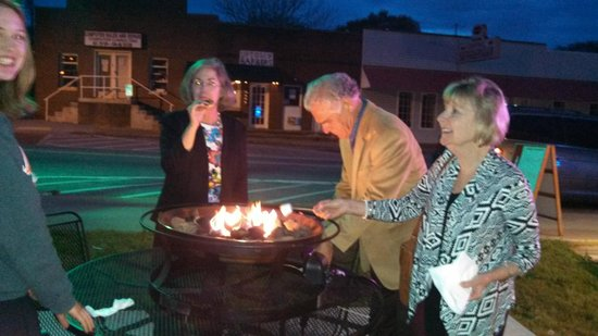 Beyond the Bull: Never too old for s'mores