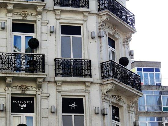 Hotel Orts: Wonderful Balconies